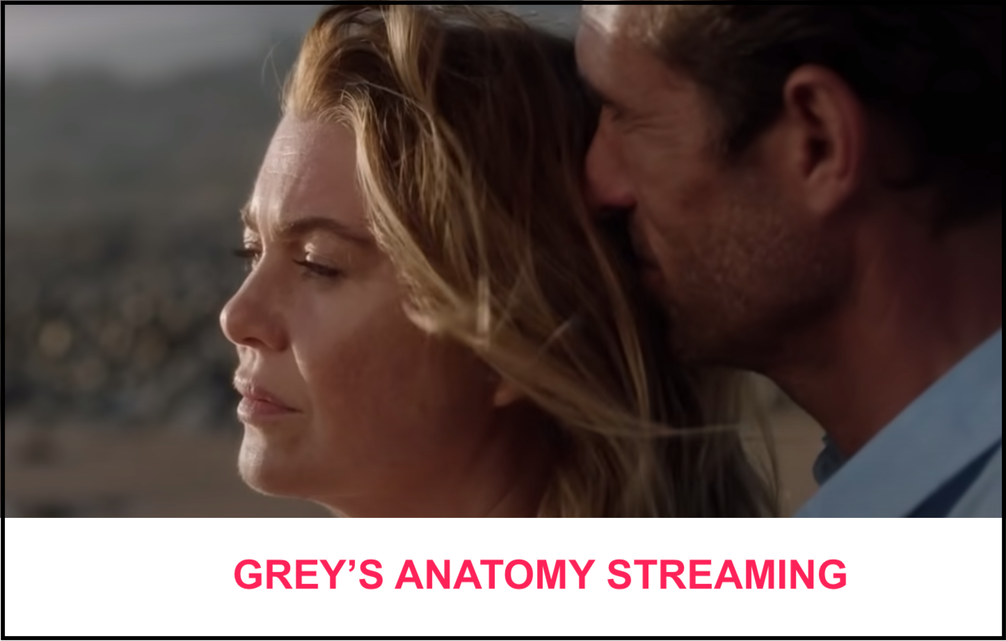grey's anatomy in streaming